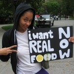 Real Food Challenge Summer Leadership Training Aug. 26-29