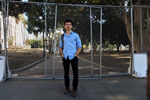 GUIDO GIRGENTI, 19: sophomore, urban and environmental policy, Occidental College