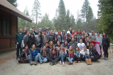 2012 Winter Leadership Retreat