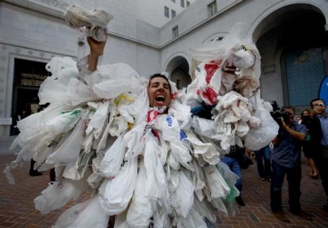LA Approves Plastic Bag Ban