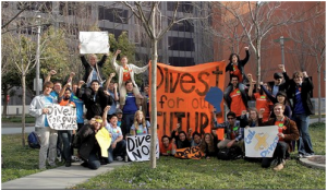 Divestment is the Tactic, Climate Justice is the Goal