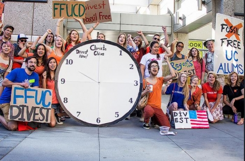 UC Regents: Listen to Your Community. Be True Climate Leaders.