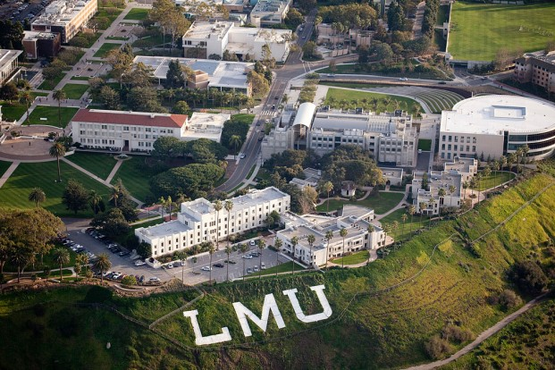 loyola marymount location